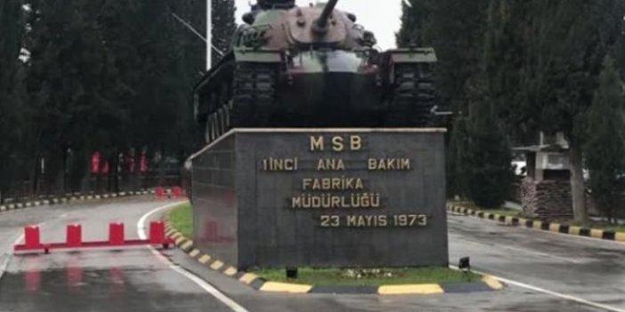 """Danıştay Savcısı: """"Tank Palet özelleştirmesi kanuna aykırı"""""""