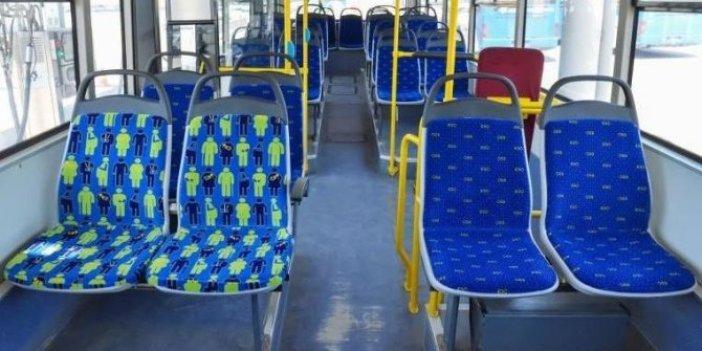Ankara otobüslerinde değişiklik!