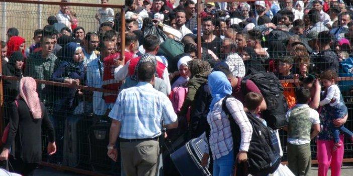 Süleyman Soylu'dan tatile giden Suriyeli açıklaması