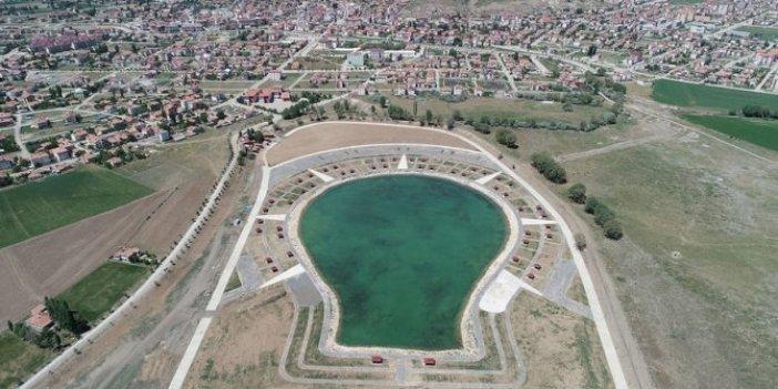 AKP'li belediyeden 5 milyon liraya ampül park!