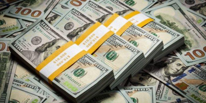 Vatandaş bin 803 dolar fakirleşti
