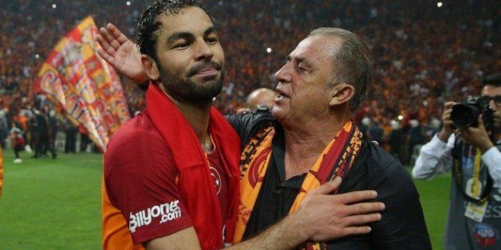 Galatasaray'dan Selçuk İnan'a yeni sözleşme