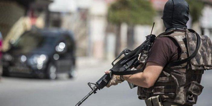Adana'da eylem hazırlığındaki iki IŞİD'li yakalandı