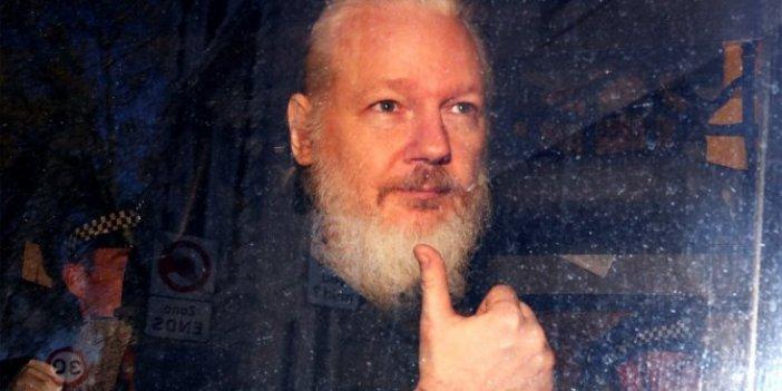 """""""WikiLeaks kurucusu Assange idam edilebilir"""""""