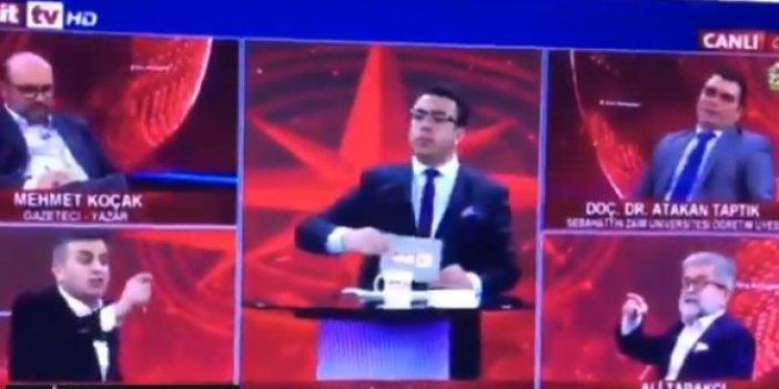 Akit TV'de Türk ordusuna hakaret