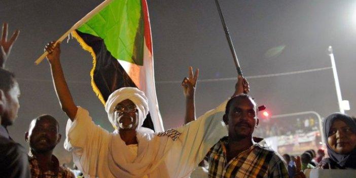 Sudan'da 9 ay içerisinde seçim yapılacak