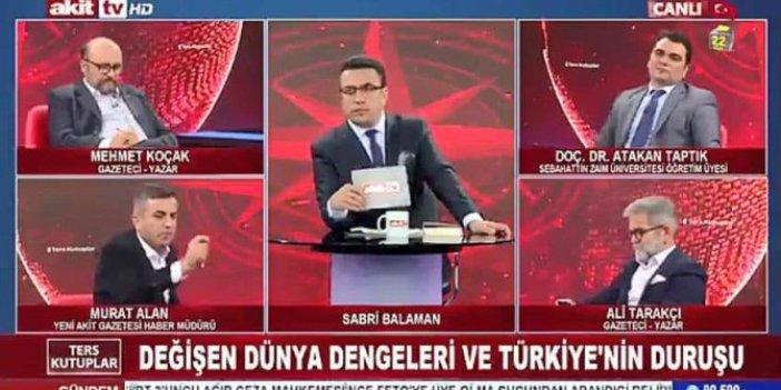 AKİT TV haber müdürünün FETÖ ile ilişkisi ortaya çıktı!