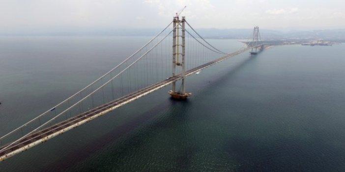 Vatandaş bayramda Osmangazi Köprüsü'nü tercih etmedi