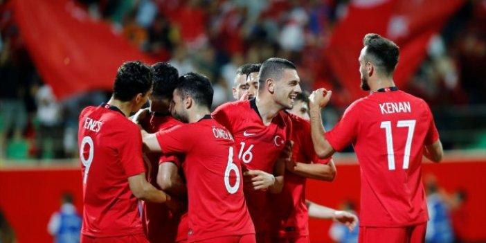 Milli Takım'a Fransa maçı öncesi büyük şok