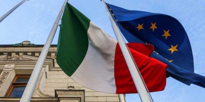 AB İtalya'ya disiplin süreci başlattı