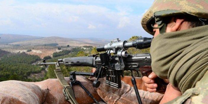 PKK'dan hain saldırı:2 askerimiz yaralandı