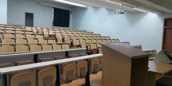 Üniversiteler açıldı bölümler kapatıldı
