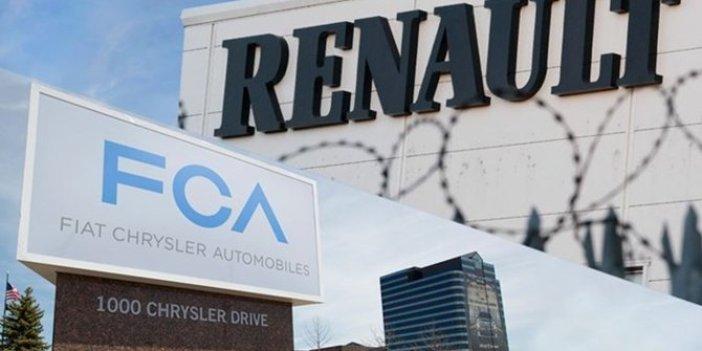 Renault'un hisseleri çakıldı