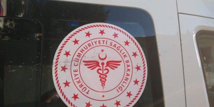 Suriyeliler ambulansa ateş açtı