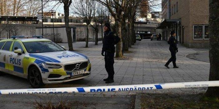 İsveç'te patlama: Çok sayıda yaralı var