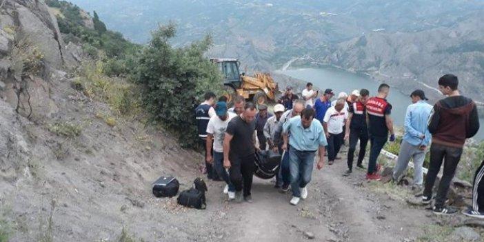 Çorum'da feci kaza: Bir aile yok oldu