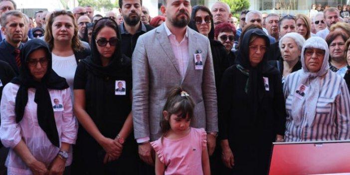 CHP'li Kazım Arslan son yolculuğuna uğurlandı