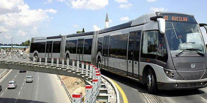 65 milyon euroluk metrobüsler hurdalıkta çürüyor!