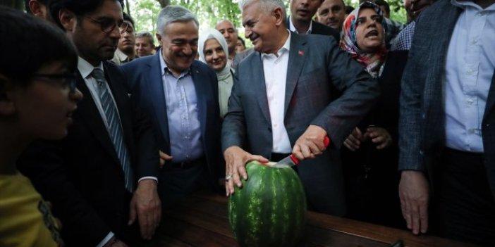 Yıldırım'dan 'Kürtçe' açıklaması