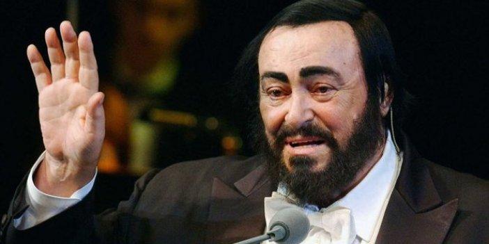 Pavarotti'nin hayatı beyaz perdeye uyarlandı