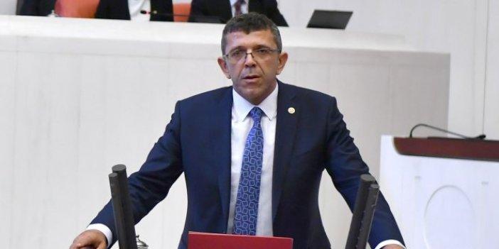 Yasin Öztürk'ten AKP'li Cahit Özkan'a tepki!