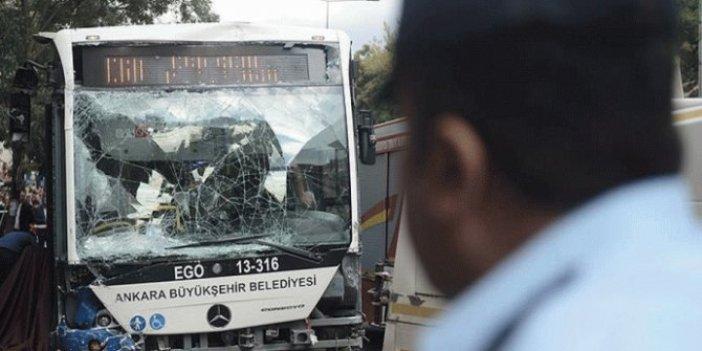 EGO otobüsü kafeye girdi: 3 yaralı