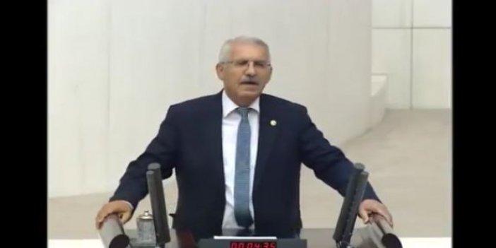 Yavuz Selim Demirağ Meclis gündeminde