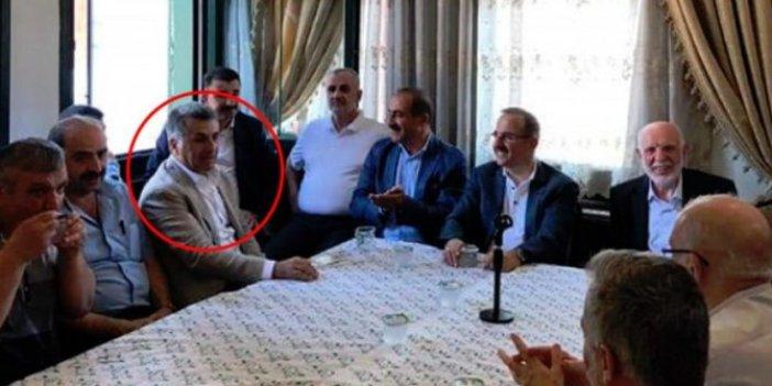Devletin kaymakamı AKP seçim çalışmasında!