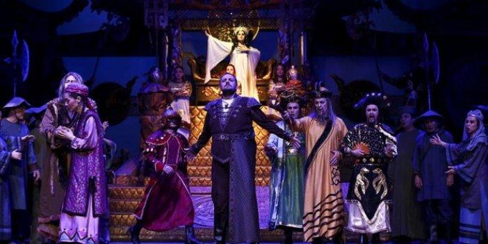 Yunus Emre'nin dizeleri opera sahnesine taşınıyor
