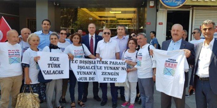 Bakan Ersoy ve şirketi ETS'ye Yunan adaları tepkisi