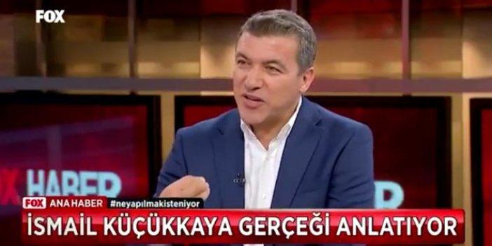 """İsmail Küçükkaya: """"Benim adaylarla görüşmem..."""""""