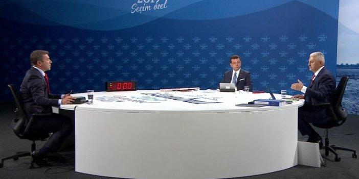 CHP'den AKP'ye moderatör yanıtı
