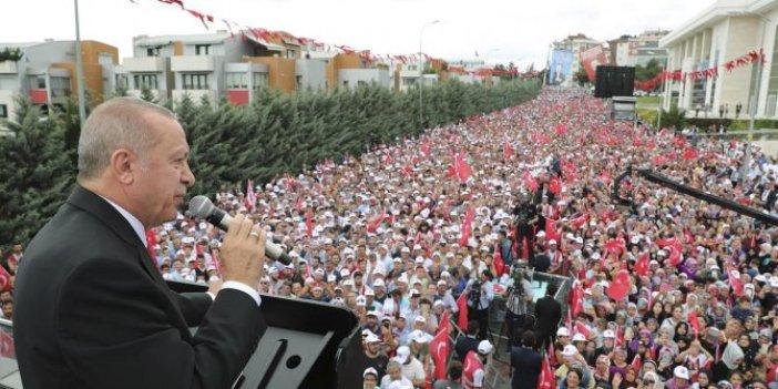"""""""Erdoğan kendini ateşe atmak istemedi"""""""
