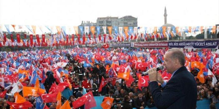 """AKP'li yetkili: """"Erdoğan anketleri gördü 'miting ayarlayın' dedi"""""""