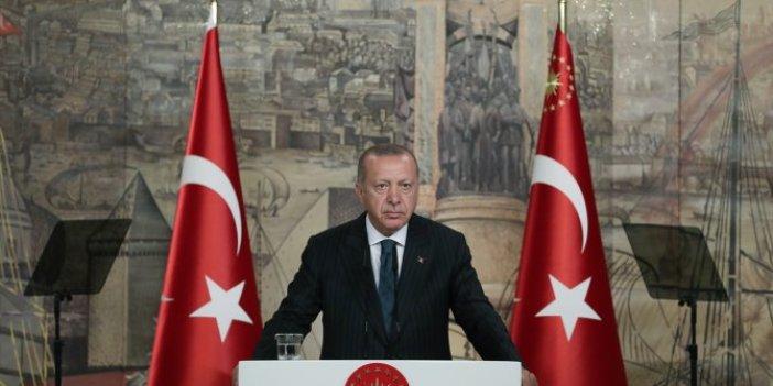 Cumhurbaşkanı Erdoğan, anketlerdeki kötü sonucu böyle değerlendirdi