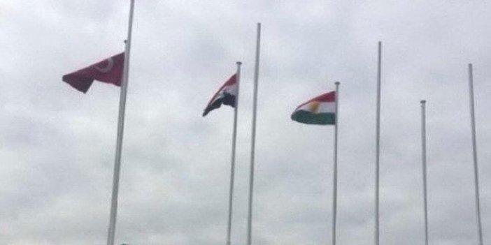 Yarın Ankara'da sözde Kürdistan bayrakları asılacak