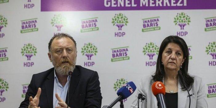 """HDP'den açıklama:""""Taraf değiliz"""""""