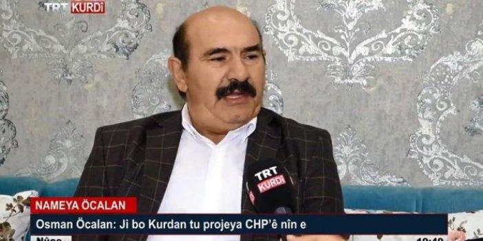 Osman Öcalan için kırmızı bülten istenmişti!