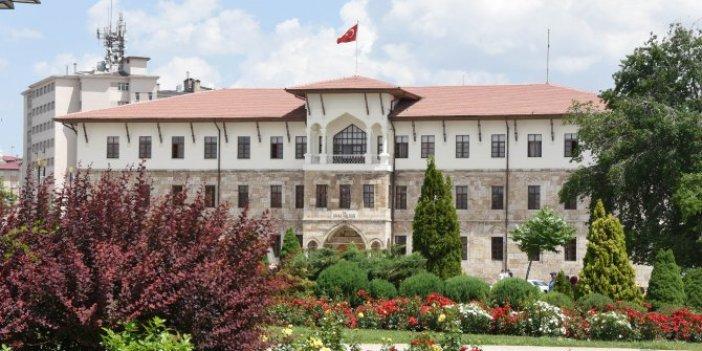 Sivas'taki valilik binası müze oluyor