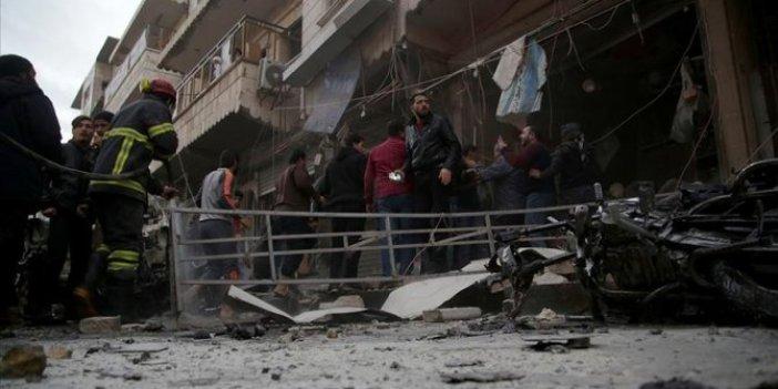 El-Bab'da bombalı saldırı: 13 yaralı