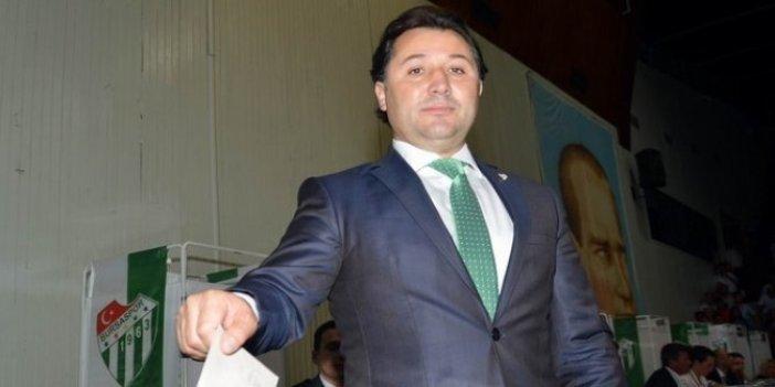 Bursaspor yeni başkanını seçti