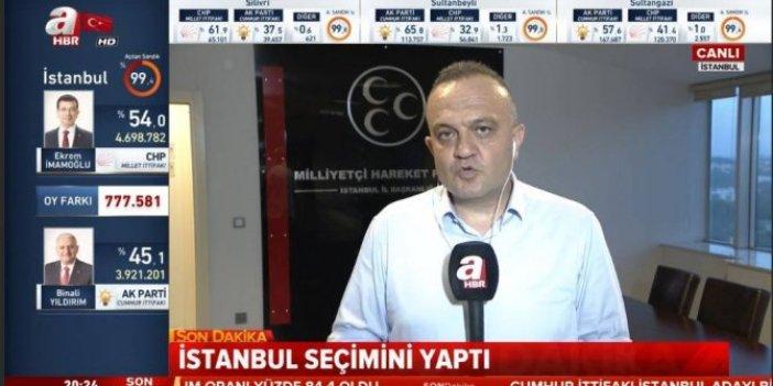 MHP İstanbul'da büyük sessizlik!