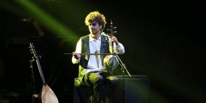 Mark Eliyahu İstanbul'da sahne aldı