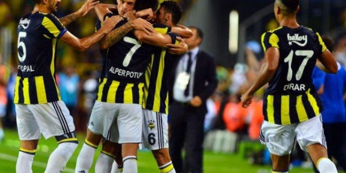 Fenerbahçe'de iki oyuncu kriz yarattı!