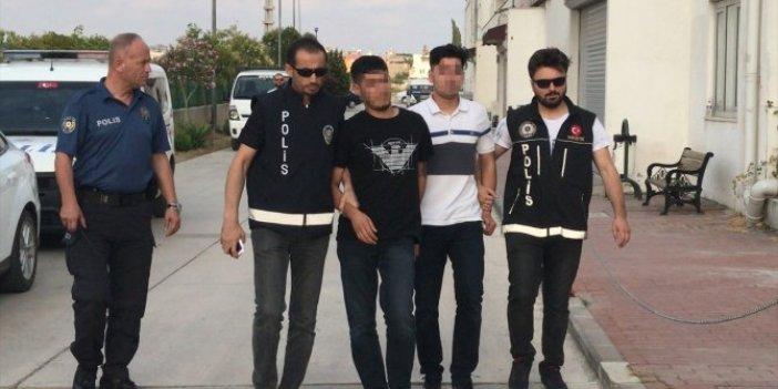 Dizi oyuncularına uyuşturucu gözaltısı