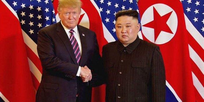 ABD'den Kuzey Kore'ye zeytin dalı