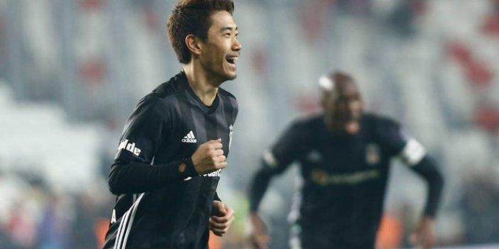 Kagawa'dan Beşiktaş'a iyi haber