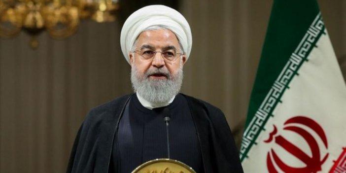 Ruhani'den ABD ve görüşme açıklaması