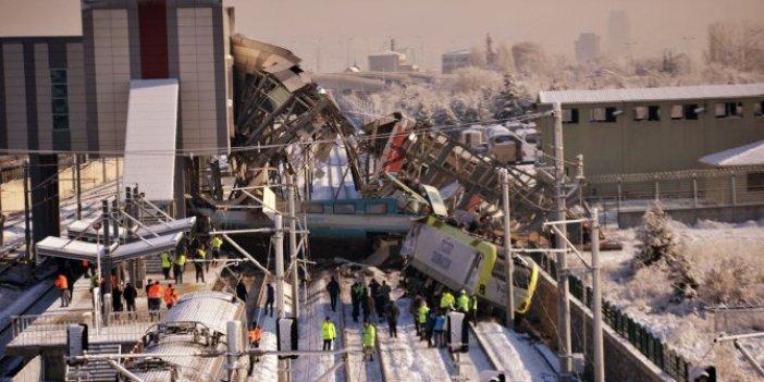 Ankara tren kazasında ihmaller zinciri!