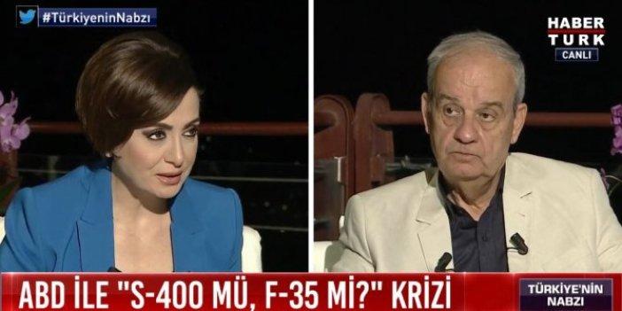 """""""Türkiye'nin F-35 alması mümkün değil"""""""